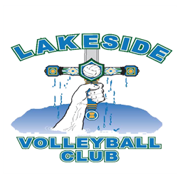 Lakeside Volleyball Logo