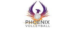 Phoenix Volleyball Logo
